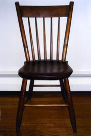 Colonial Cottage Sidechair