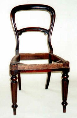 antique spoon back chairs for sale. an early victorian balloon back dining chair, in mahogany with a carved rail. antique spoon chairs for sale r