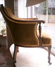 An Edwardian Armchair