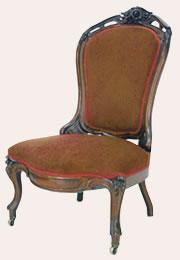 Antique Slipper Chairs For And Wanted